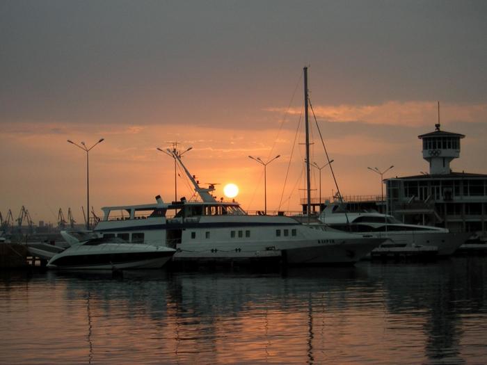 باشگاه کشتیرانی در باکو