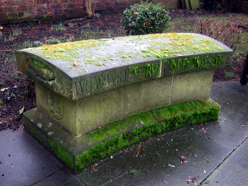 "File:""What will survive of us is Love"" - geograph.org.uk - 1727528.jpg"