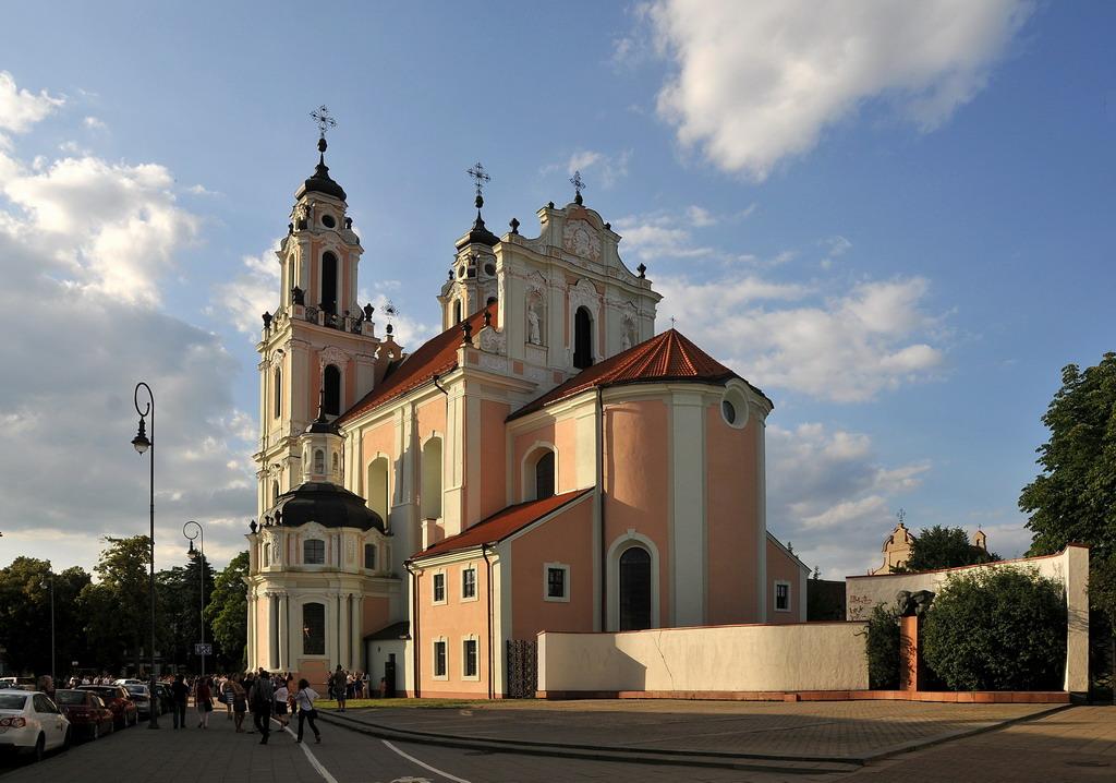 Sint Catharinakerk Vilnius Wikipedia