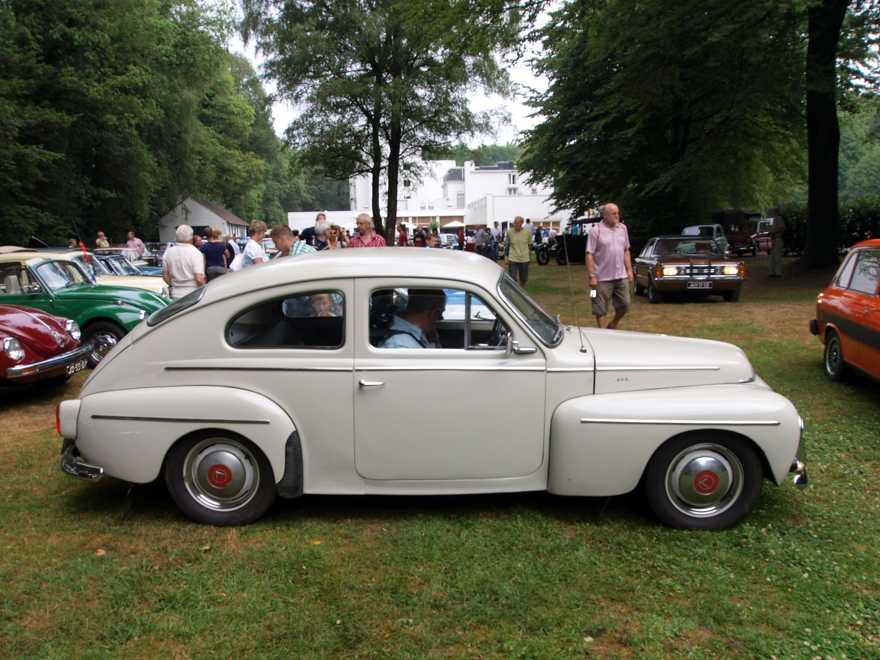 File 1961 Volvo 544 Pic2 Jpg Wikimedia Commons