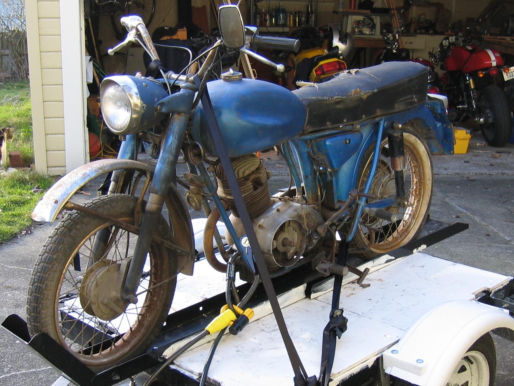 Ducati Bronco  For Sale