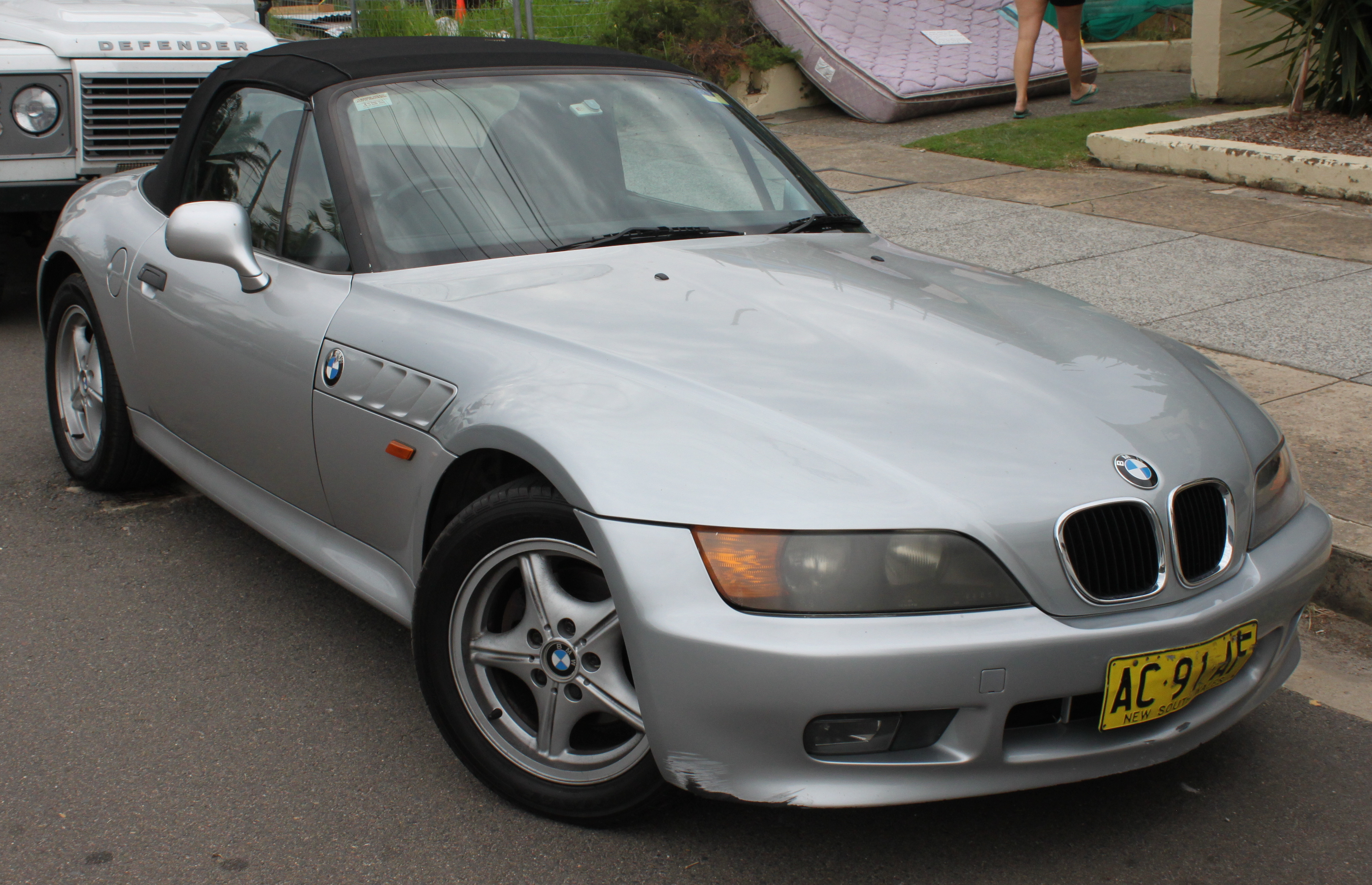 Bmw Z3 Coupe E36 7 2 8 192 Hp