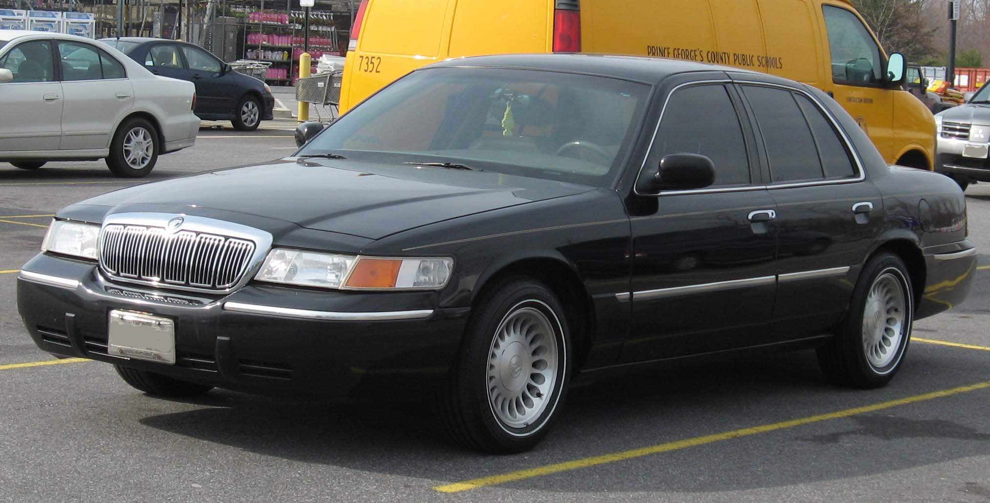 Mercury Grand Marquis Car Photos Mercury Grand Marquis Car Videos Carpictures6 Com