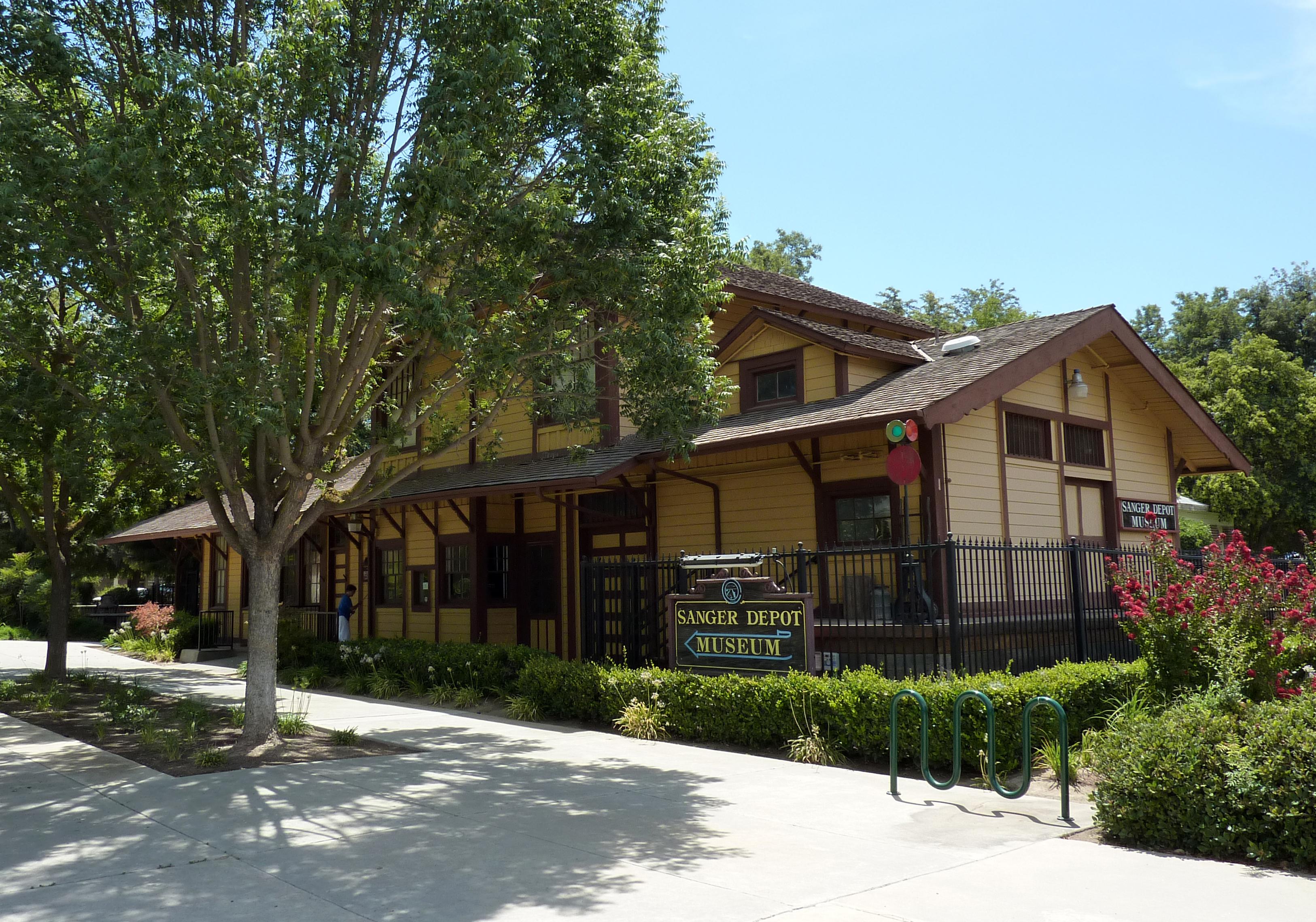 سانگر، کالیفرنیا