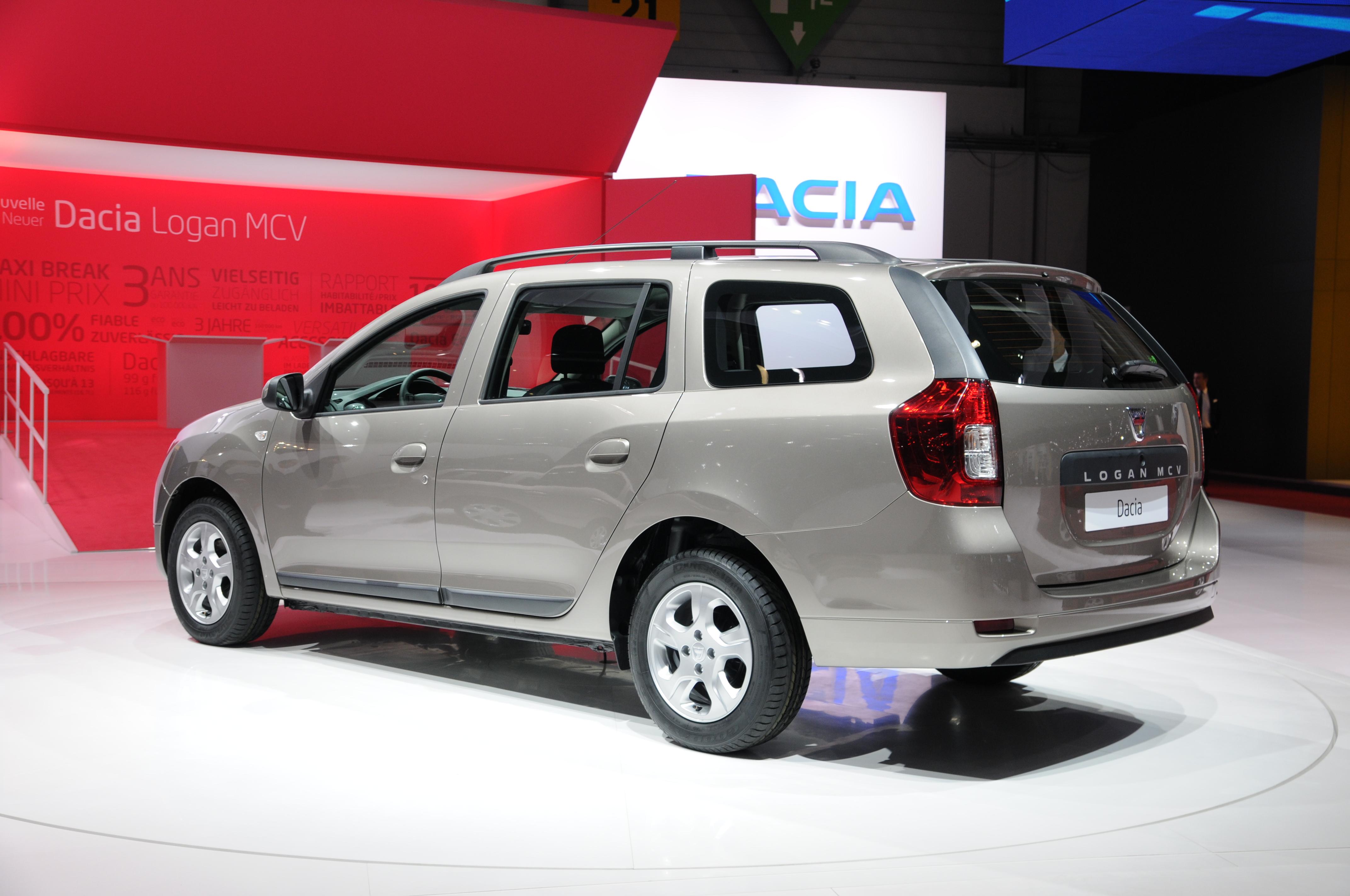 Renault Logan MCV II