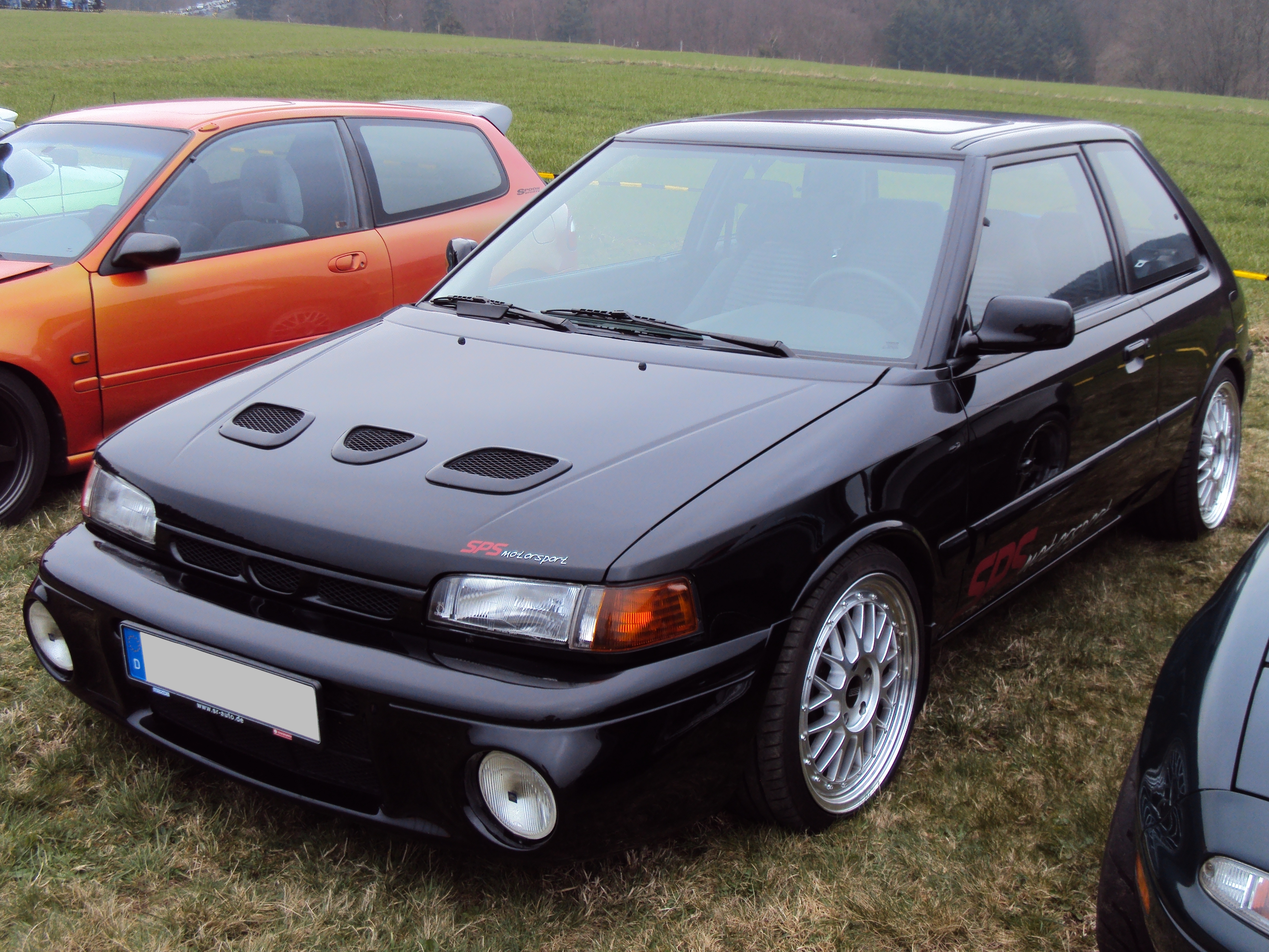 Build Your Mazda >> File:323 GT-R LHD.JPG - Wikimedia Commons