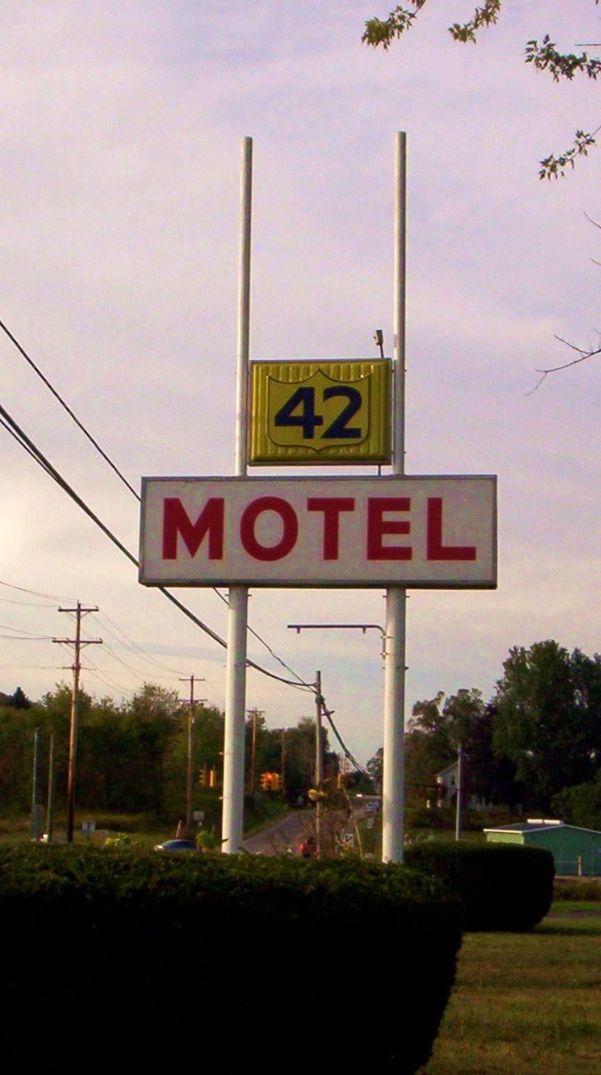 Motel  In Mansfield Ohio
