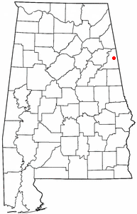 Loko di Fruithurst, Alabama