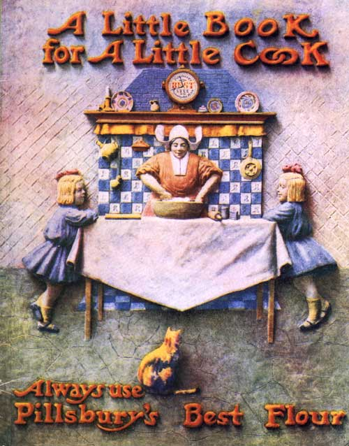 A Little Book for A Little Cook, cover.jpg