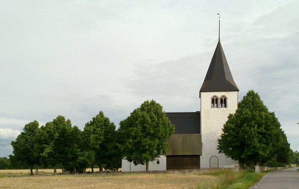 Bild av Akebäcks kyrka