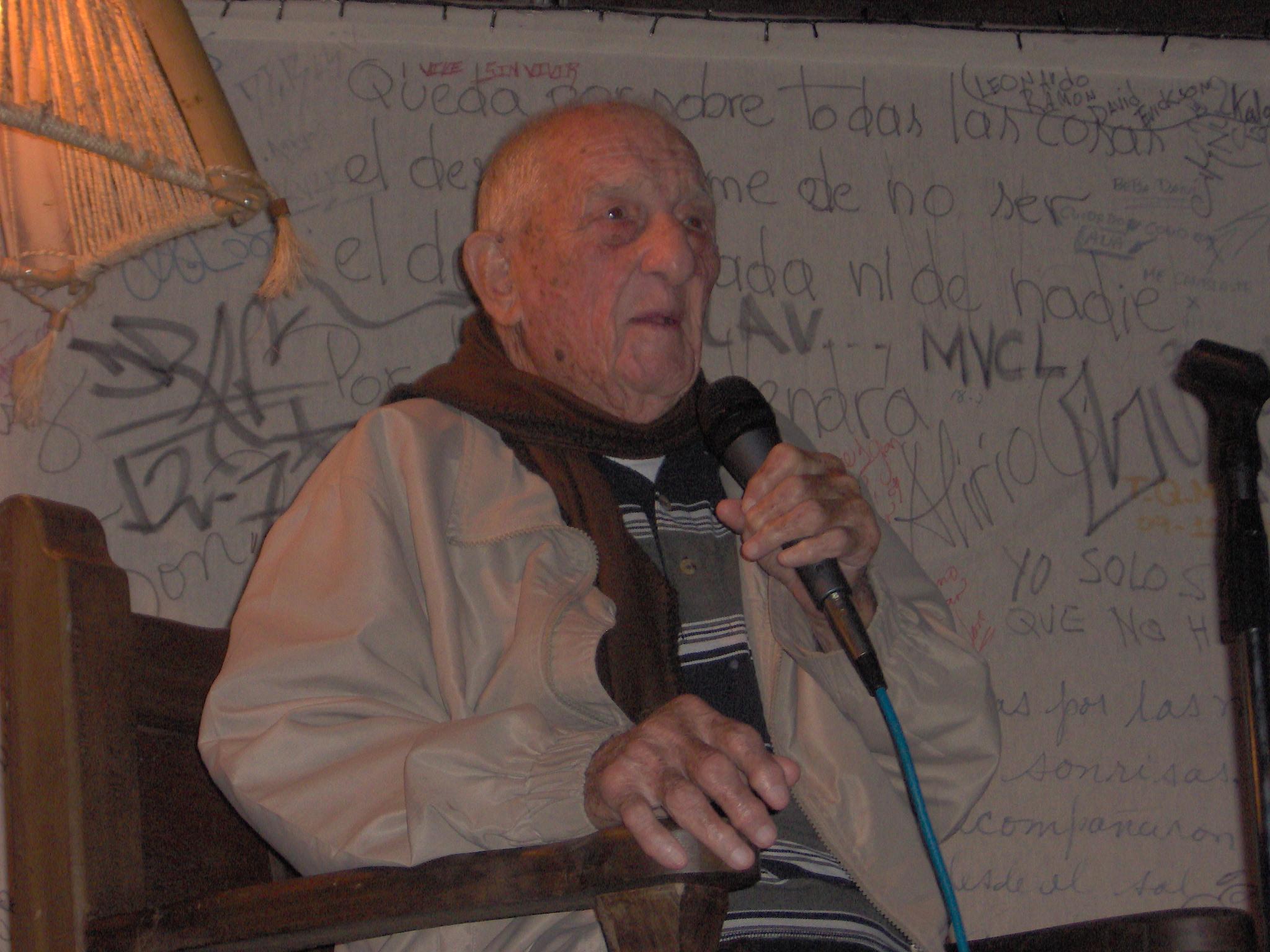 Alberto Granado en 2007.