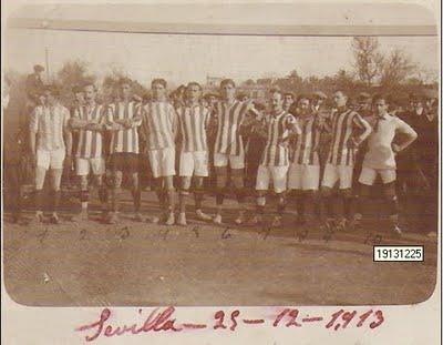Real Betis Balompie, 1913.