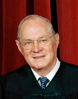 Justice Anthony Kennedy, 2009.