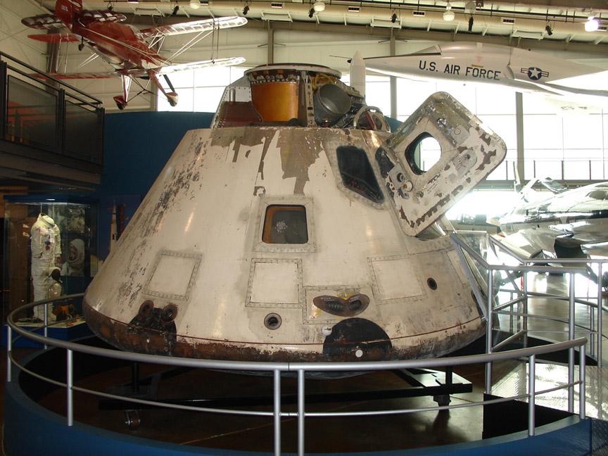 October 11, 1968 – Apollo 7 launches into orbit
