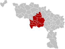 Arrondissement of Mons Arrondissement of Belgium in Wallonia