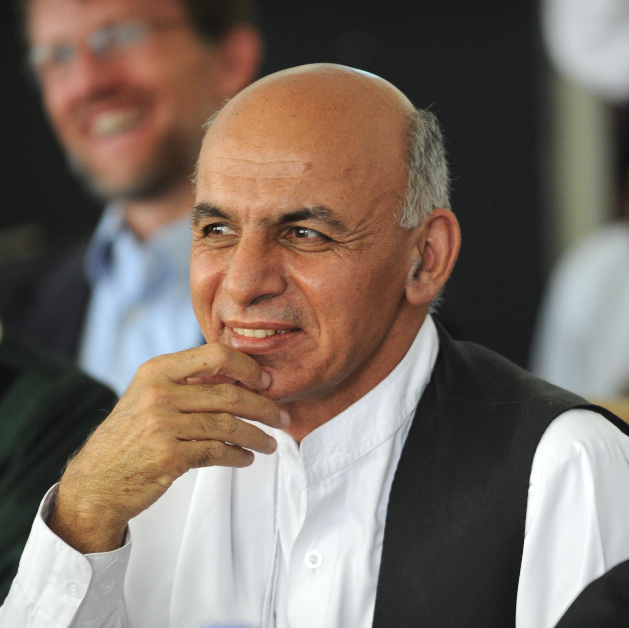 भारत के राष्ट्रपति ने अफगानिस्तान के राष्ट्रपति को बधाई एवं हार्दिक शुभकामनाएं दीं