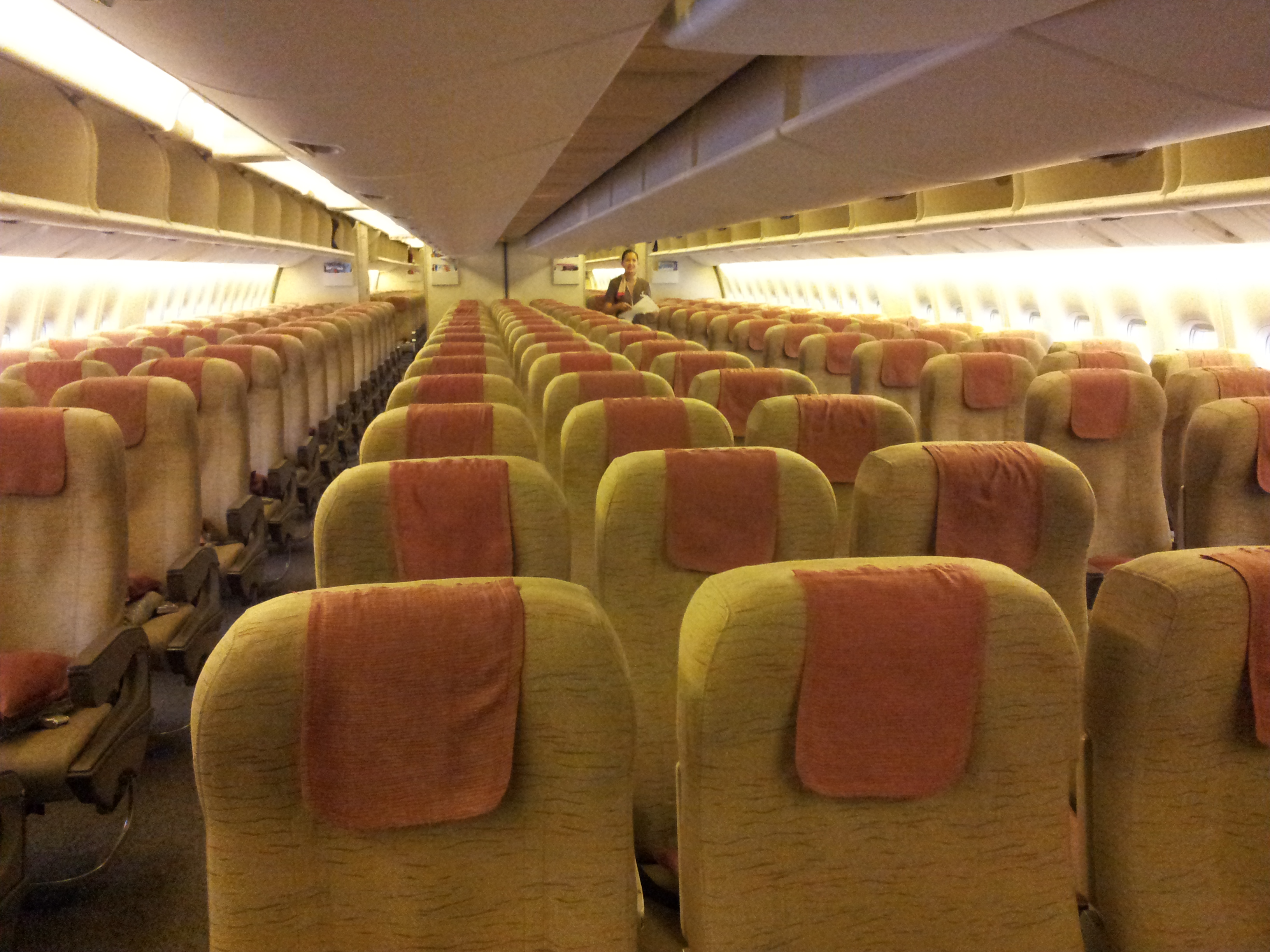 File asiana 777 for Boeing 777 interior