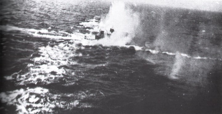20 Electric Range >> German submarine U-1065 - Wikipedia