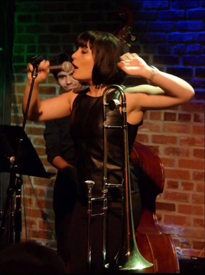 Montreux Jazz Festival >> Aubrey Logan - Wikipedia