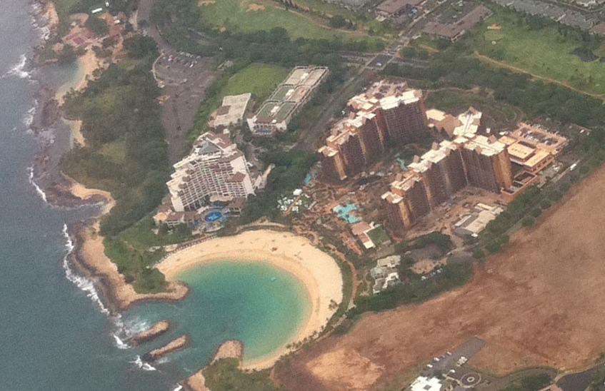 What Island Is Aulani On In Hawaii