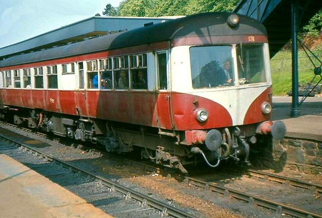 Different Types Of Cars >> British United Traction DMUs - Wikipedia