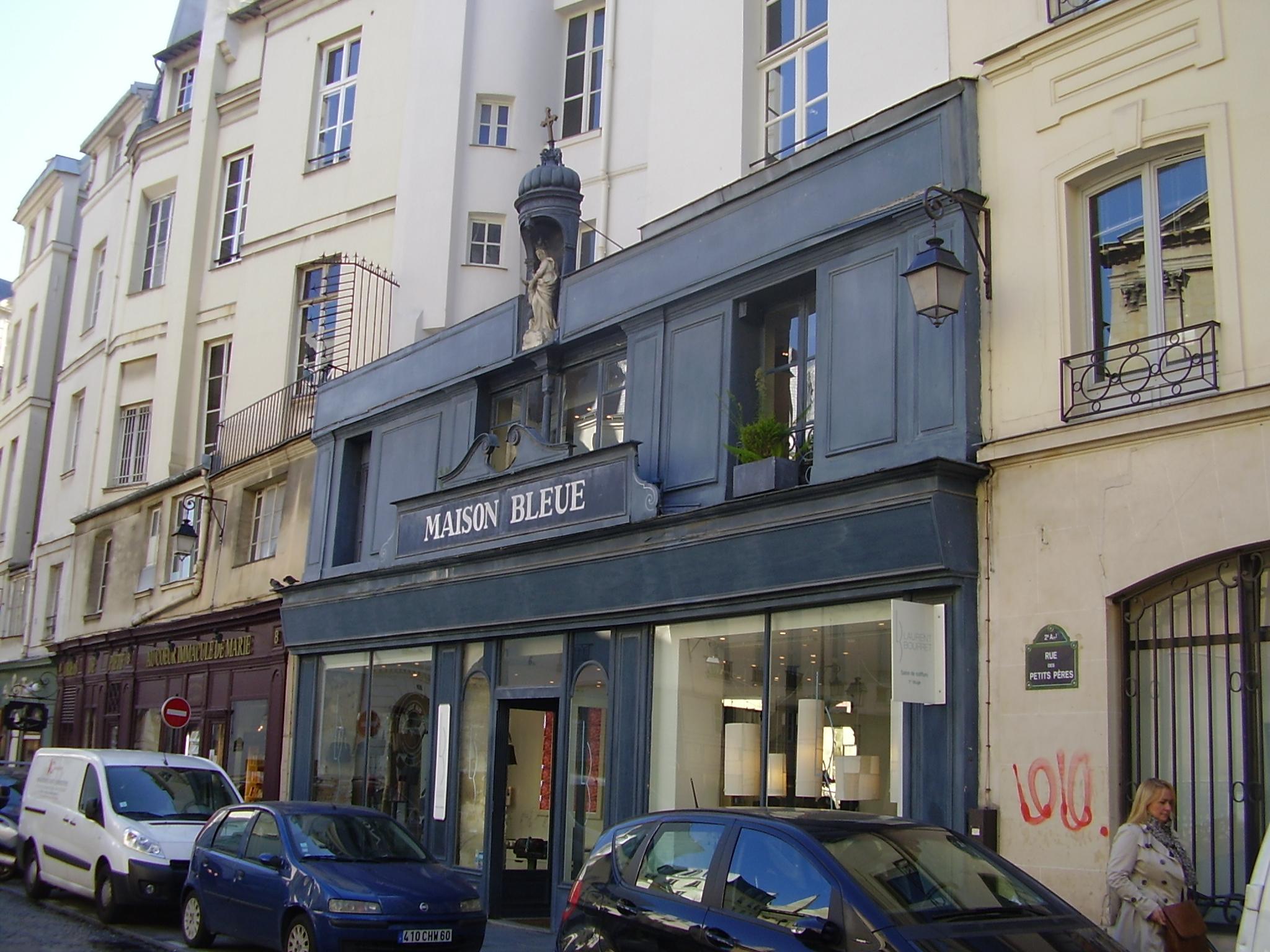 file back of the h tel gigault de la salle 8 rue des petits p res jpg wikimedia commons. Black Bedroom Furniture Sets. Home Design Ideas