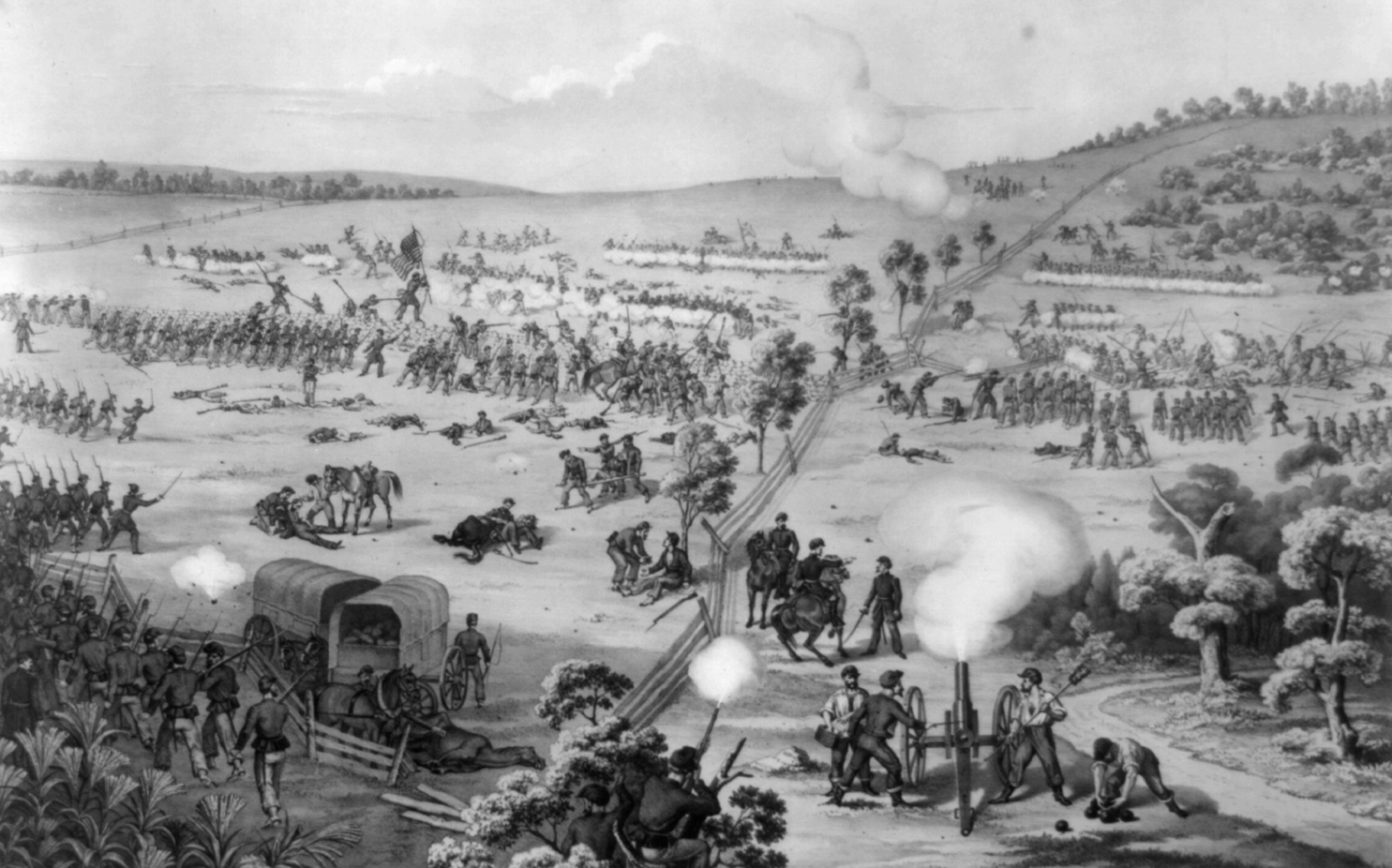 an overview of the battle of gettysburg and its significance in the history of the us Get an answer for 'what is the significance of the battle of gettysbergi need a lot of info' and find homework help for other history, battle of gettysburg questions at enotes  connect with us.