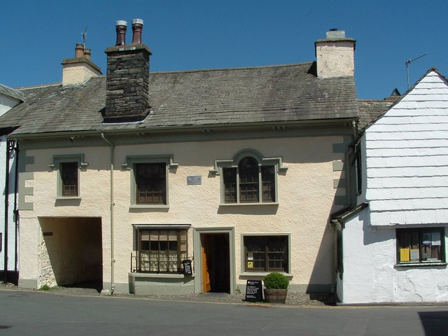 Beatrix Potter Gallery - on a sunny day^ - geograph.org.uk - 1378682