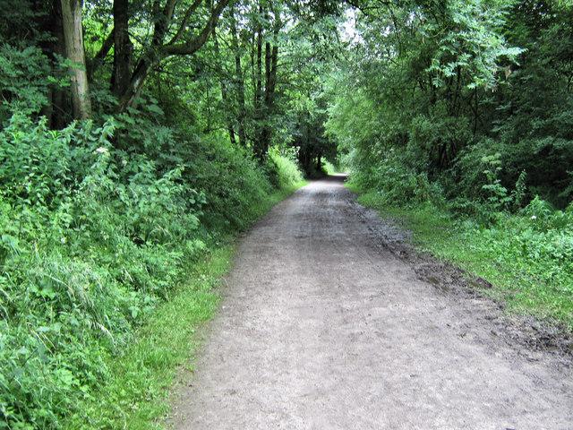 Biddulph Valley Way - geograph.org.uk - 1396457