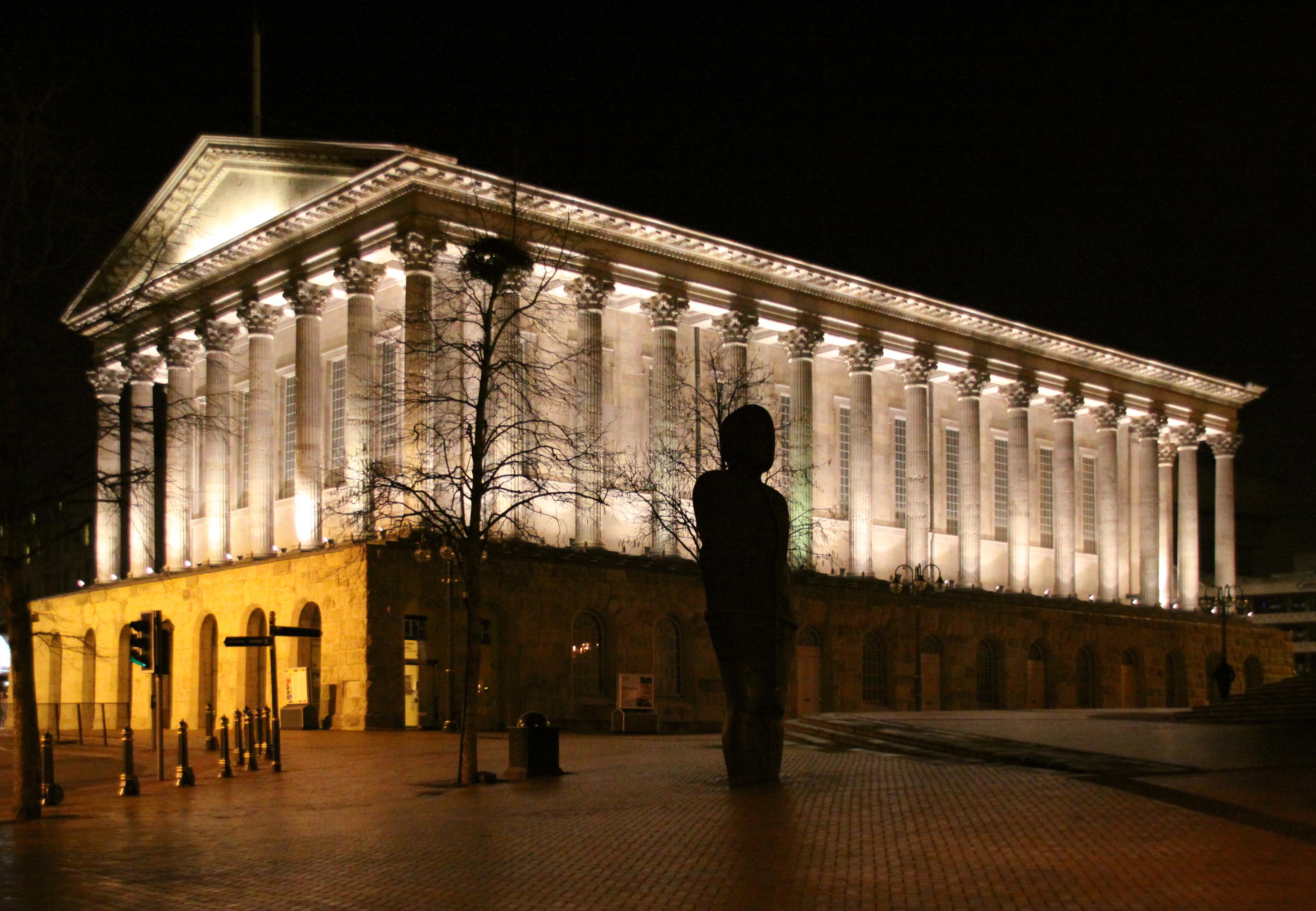 File birmingham town hall night 3 3275342200 jpg wikimedia commons