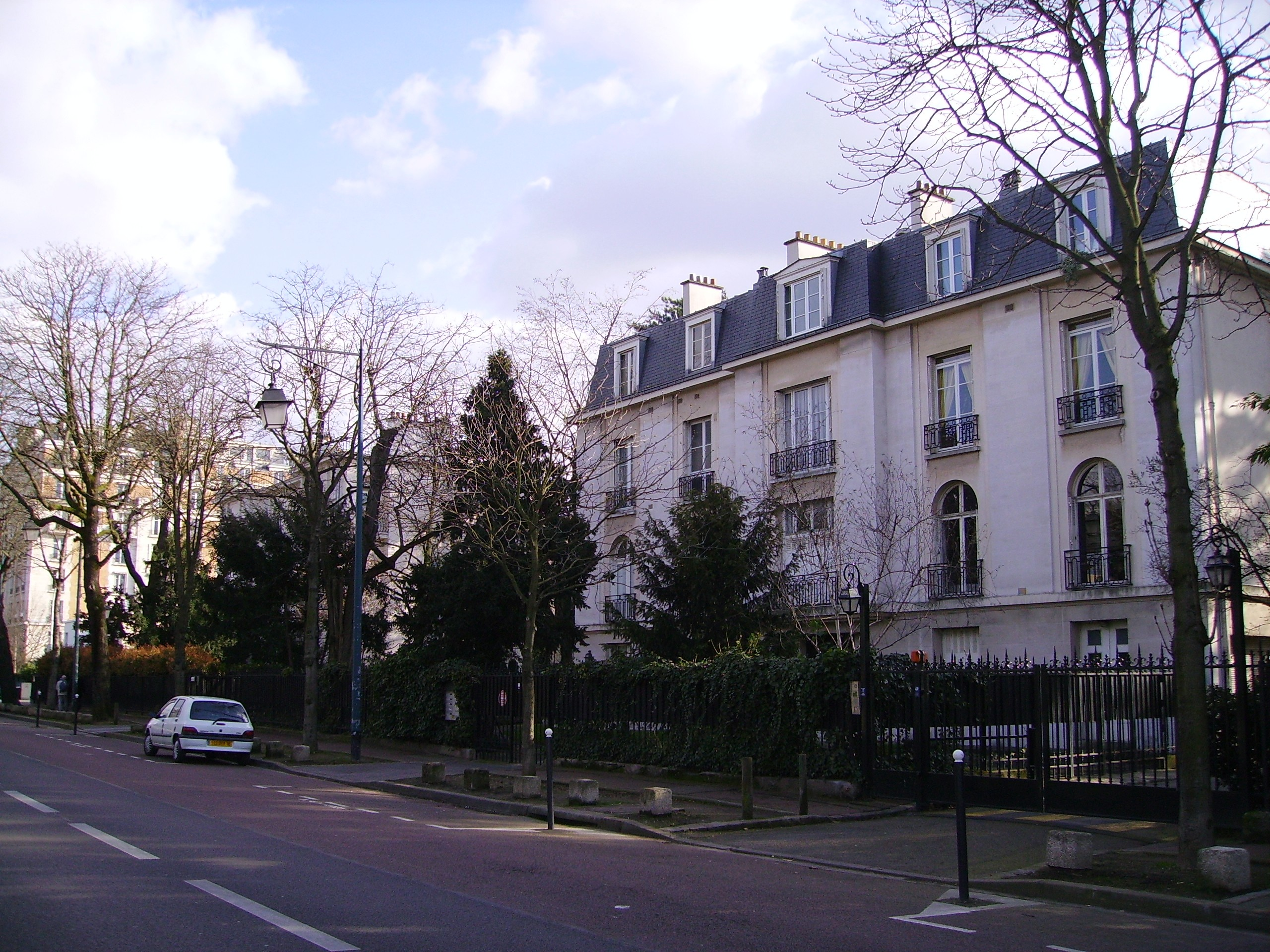 Boulogne billancourt image for Espaces verts boulogne billancourt
