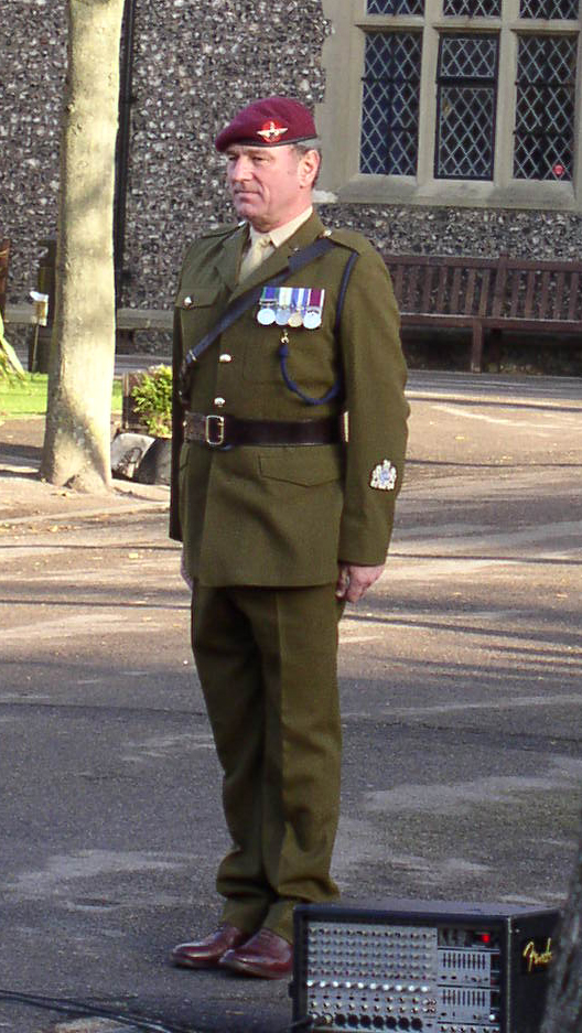 British military dress uniforms