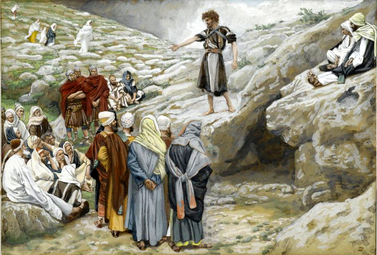 painting of pharisees