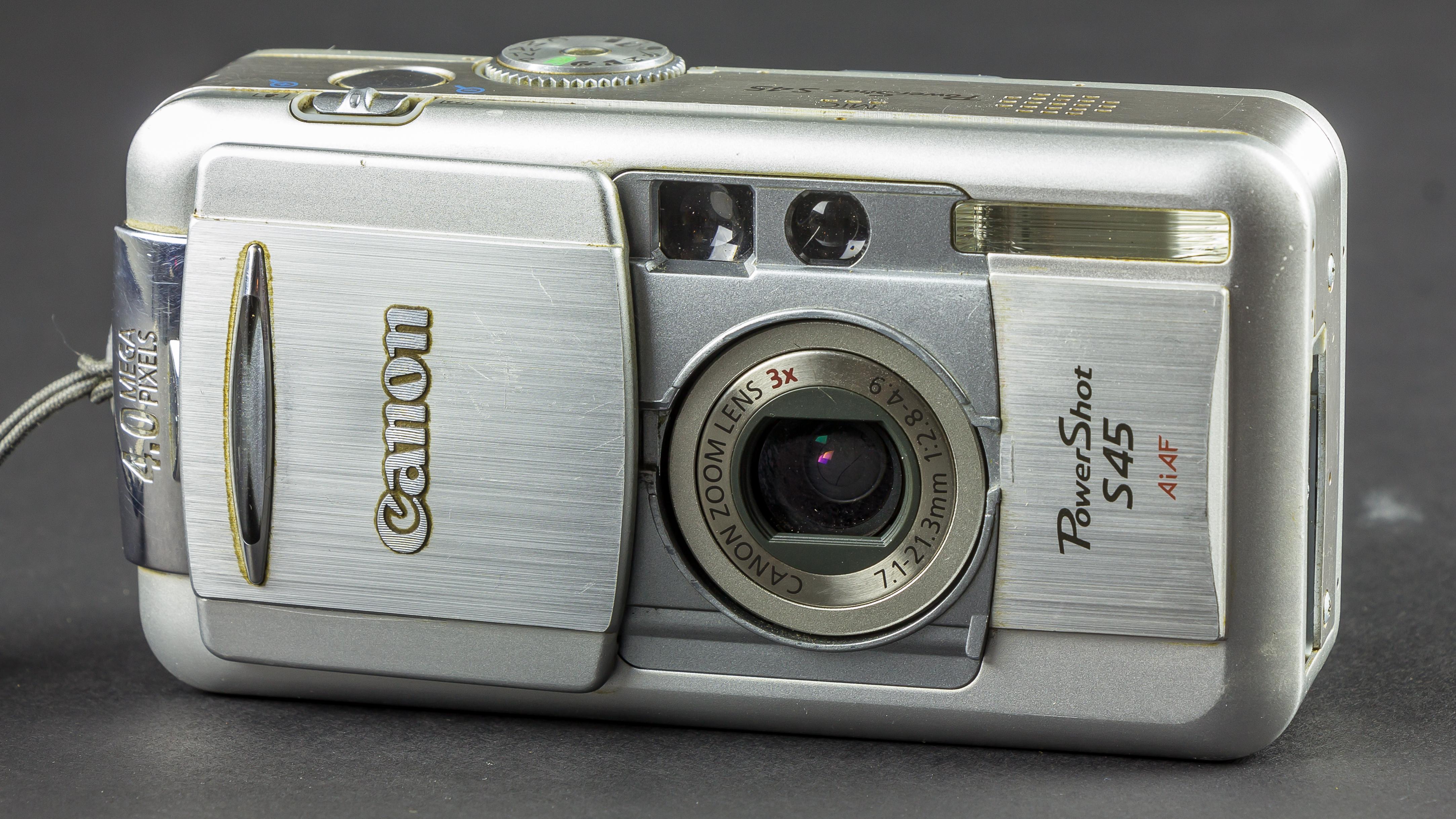 Canon PowerShot S45 Camera WIA Drivers Update