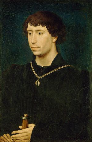Depiction of Carlos el Temerario