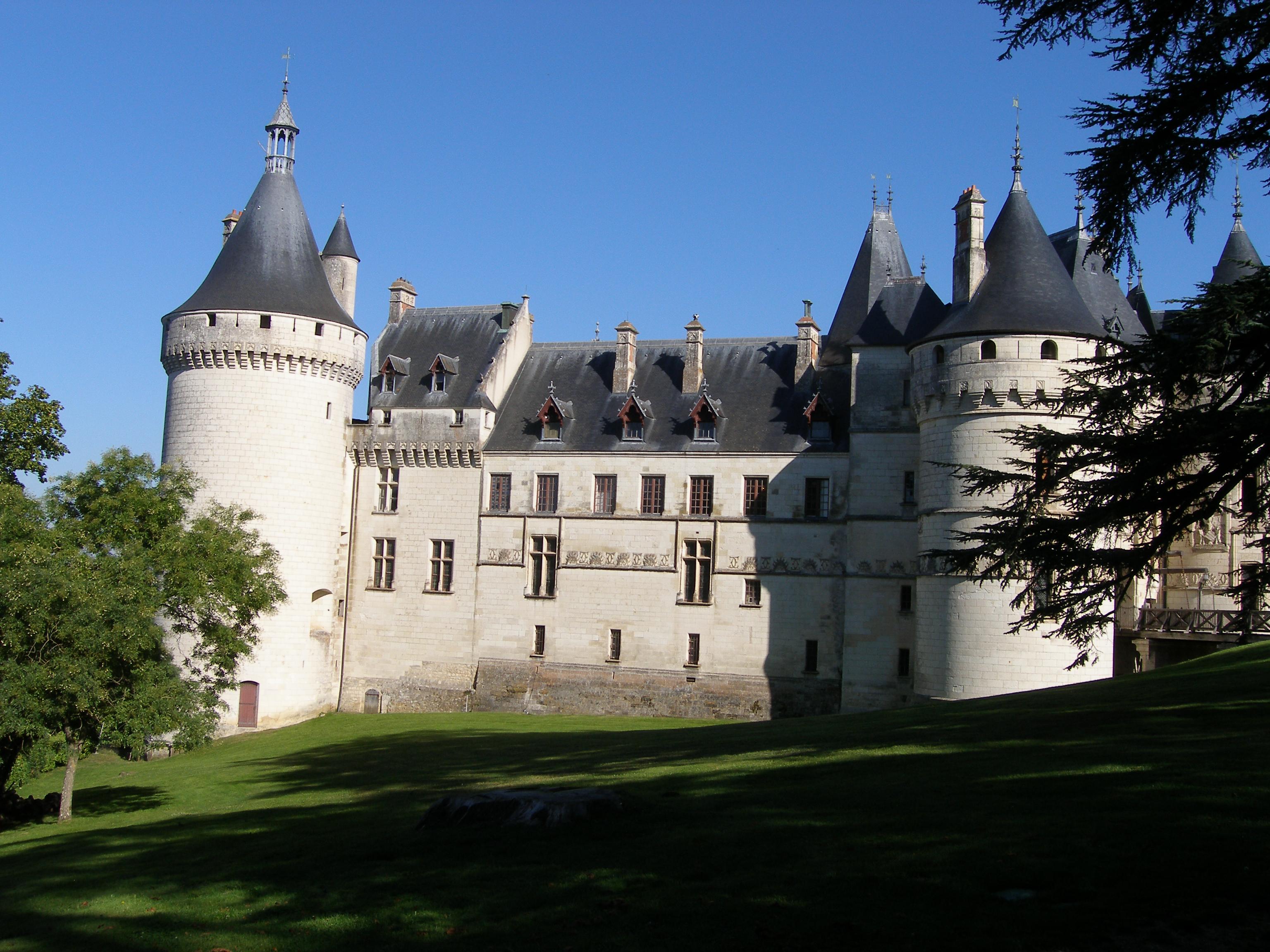File chateau de chaumont sur loire jpg wikimedia commons - Chateau de chaumont sur loire jardin ...