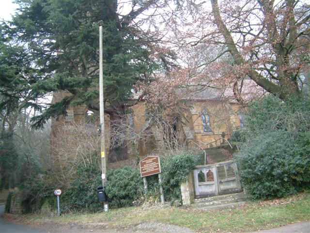 Church of St. John the Baptist, Avon Dassett - geograph.org.uk - 117215