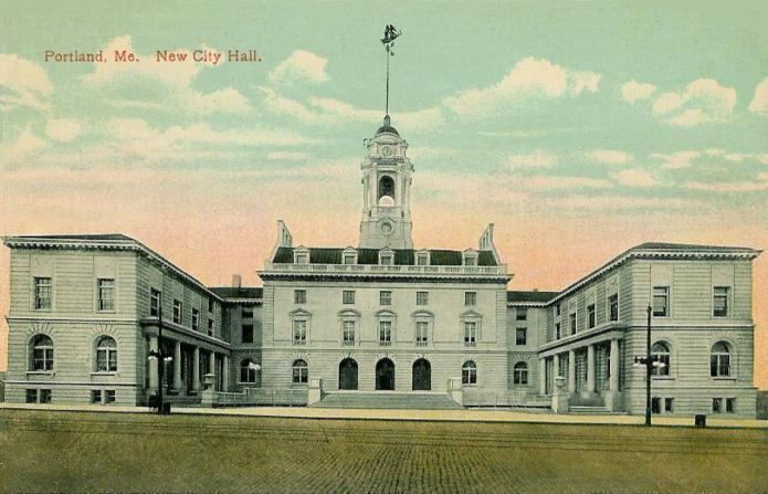 Portland City Hall (Maine)