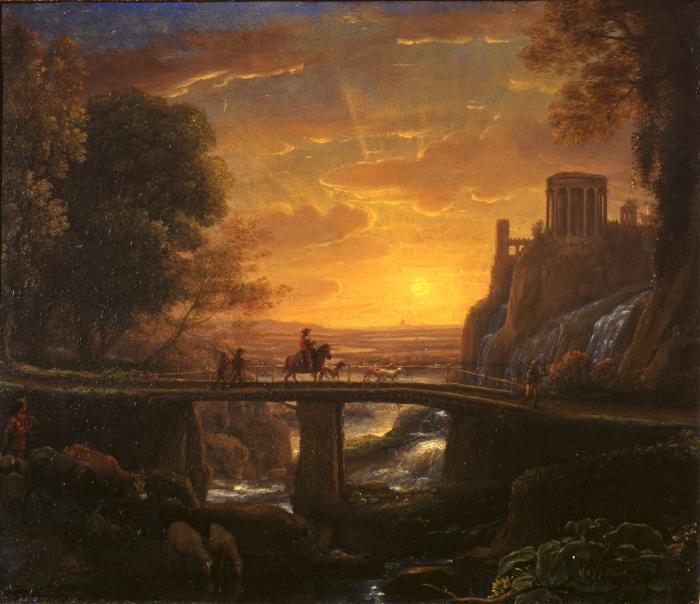 Claude Lorrain - Imaginary View of Tivoli - WGA04984.jpg