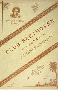 Resultado de imagem para machado de assis clube Beethoven