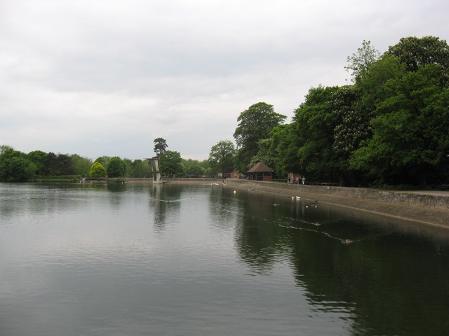 Coate Water Country Park - geograph.org.uk - 806749