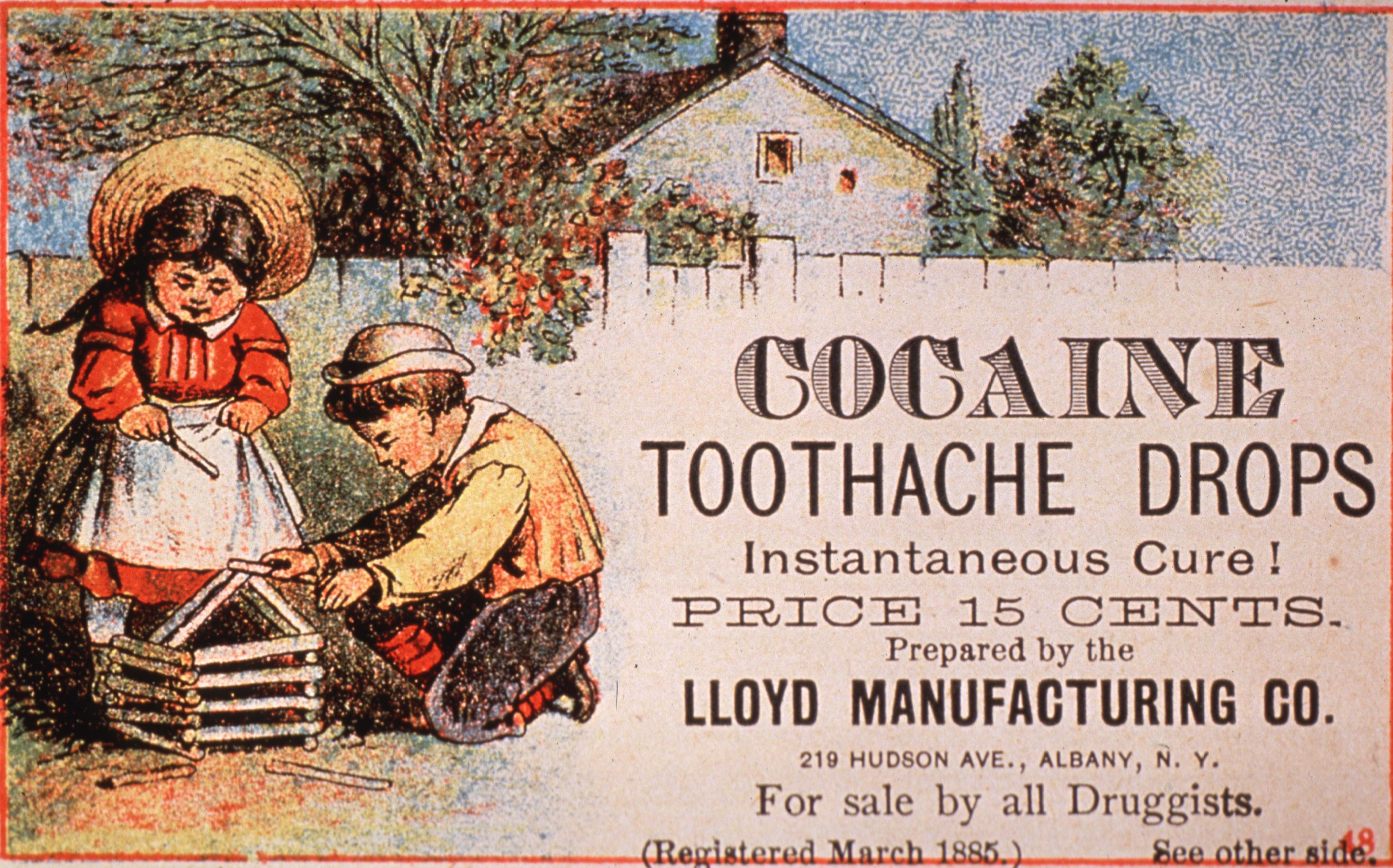 Cocaine Toothache Drops (6875689573).jpg
