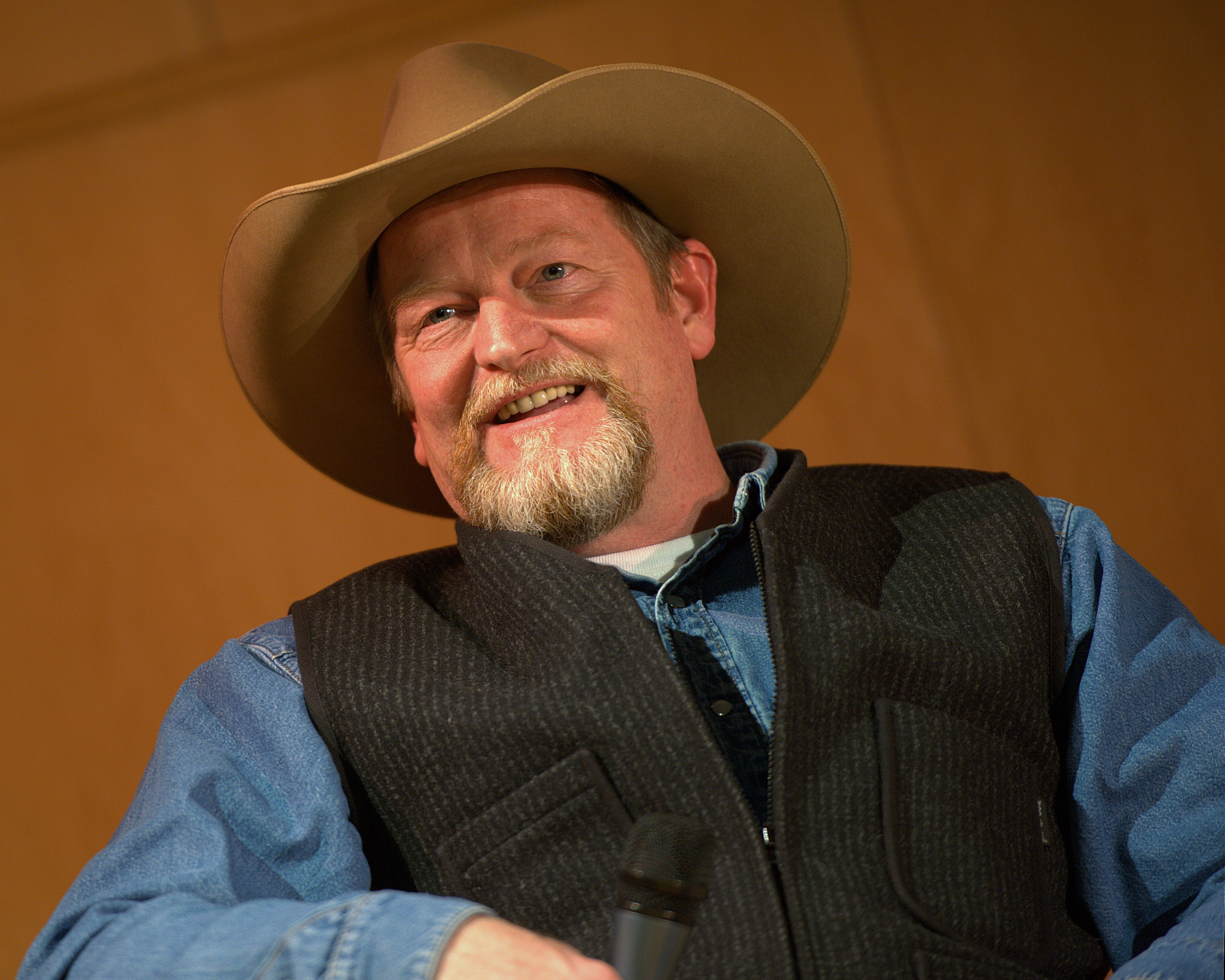 Craig Johnson in 2011