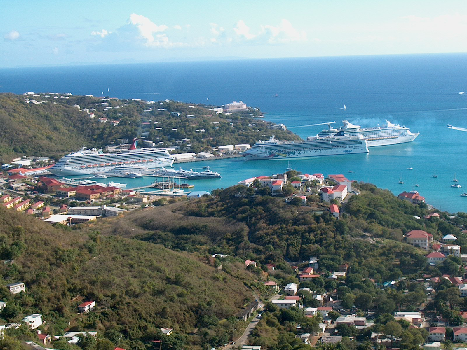 Island Of St Thomas History