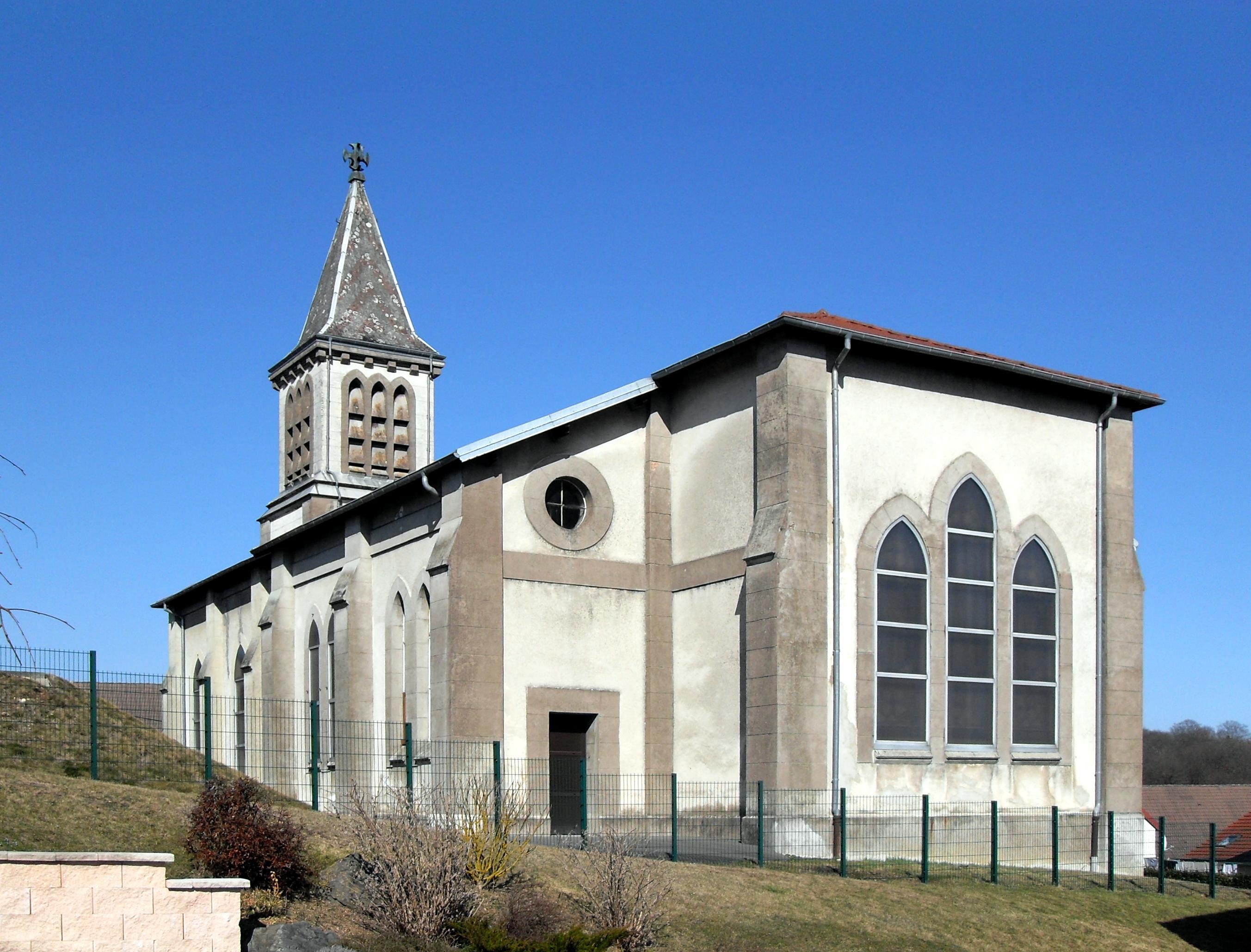 Datei Dampierre les Bois,Église Saint Pierre jpg u2013 Wikipedia # Dampierre Les Bois