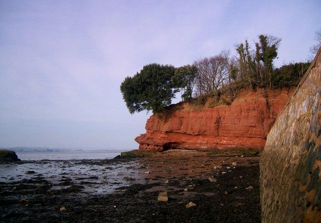 Darling's Rock Lympstone - geograph.org.uk - 1117427