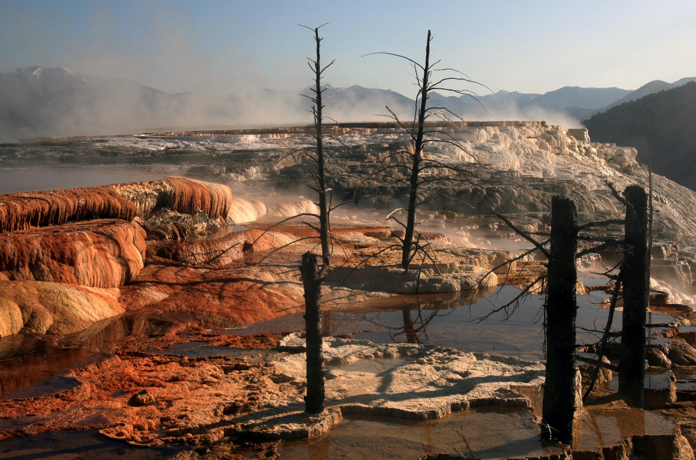 Depiction of Parque nacional de Yellowstone