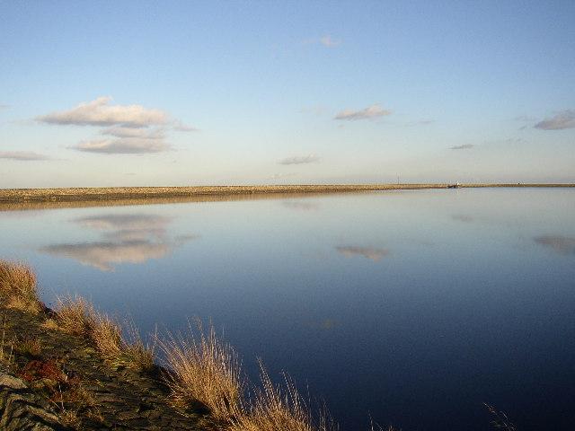 Deer Hill Reservoir, Lingards - geograph.org.uk - 77791