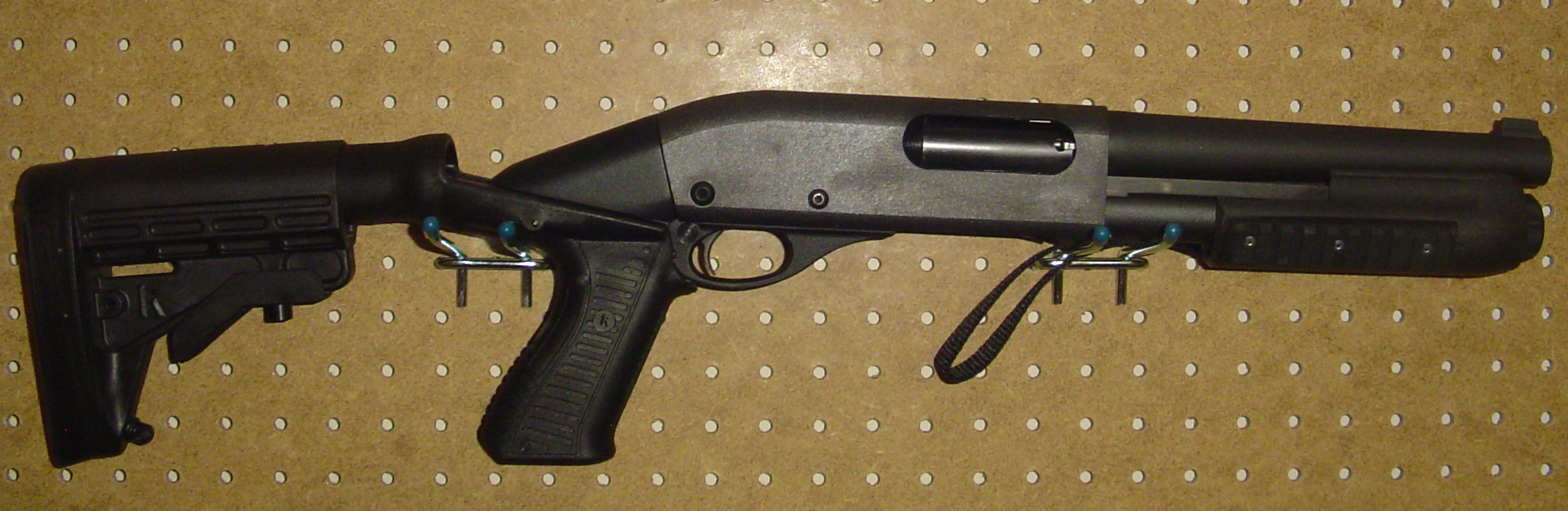 Sawed Off Shotgun Military Wiki Fandom Powered By Wikia