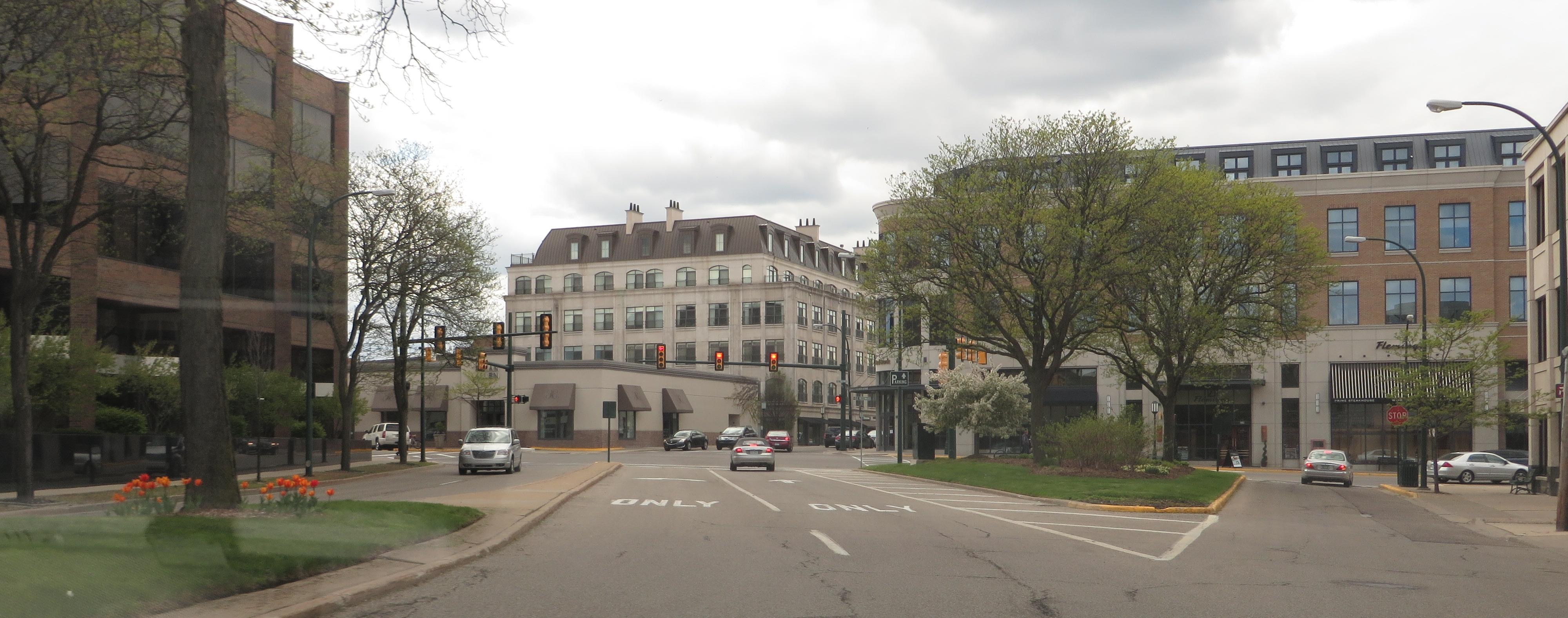 Restaurants In Downtown Birmingham Michigan